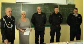 Eliminacje gminne Ogólnopolskiego Turnieju Wiedzy Pożarniczej [FOTO]