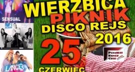 I Piknik Disco Rejs 2016
