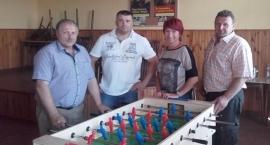 Turniej piłkarzyków o Puchar Przewodniczącego Rady Gminy Wierzbica