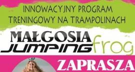 Jumping Frog w Gminnym Ośrodku Kultury w Wierzbicy