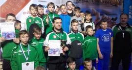 Siedem medali dla zapaśników MLUKS Orlik Wierzbica
