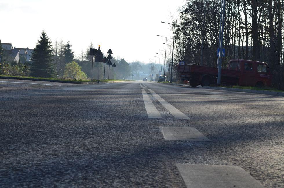 Inwestycje infrastruktura, Problemy budową drugiej nitki obwodnicy Gorzowa - zdjęcie, fotografia