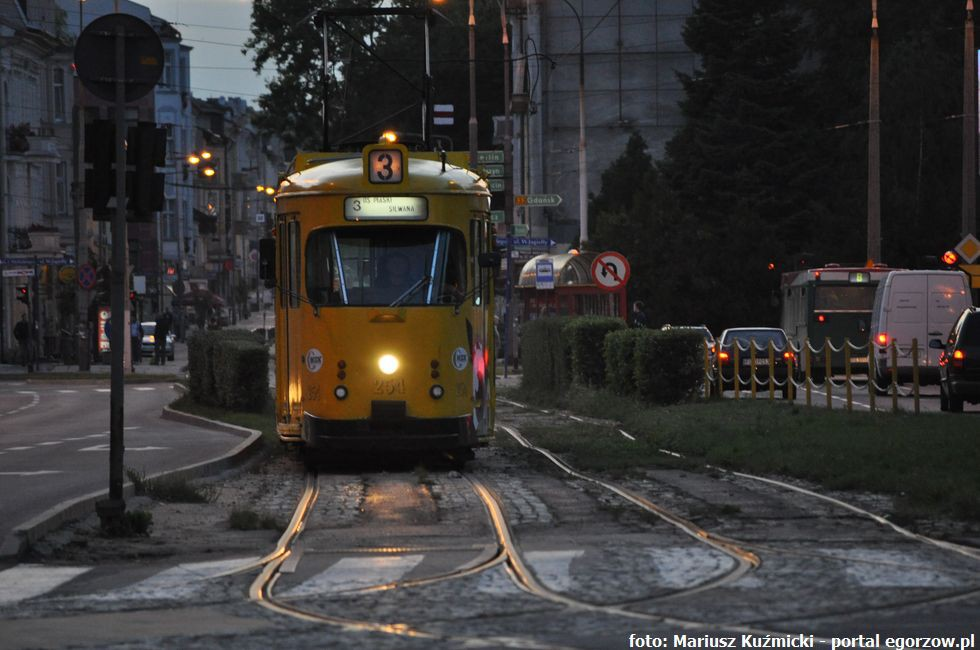Autobusy - Tramwaje - MZK , Zakończono przetarg dostarczenie nowych tramwajów Gorzowa - zdjęcie, fotografia