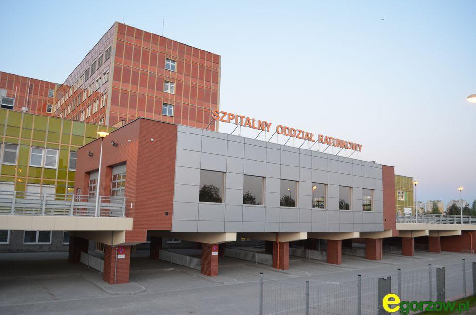 Szpitale - Zdrowie , Gorzowski szpital wprowadza obostrzenia odwiedzinach hospitalizowanych pacjentów - zdjęcie, fotografia