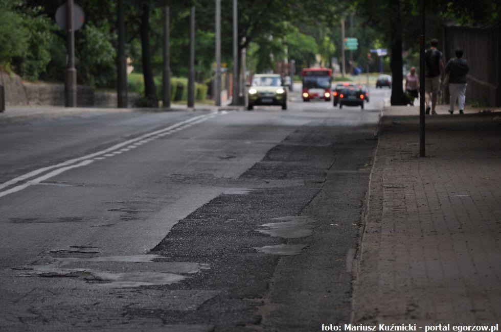 Inwestycje infrastruktura, Gorzów dostał unijne dofinansowanie przebudowę - zdjęcie, fotografia