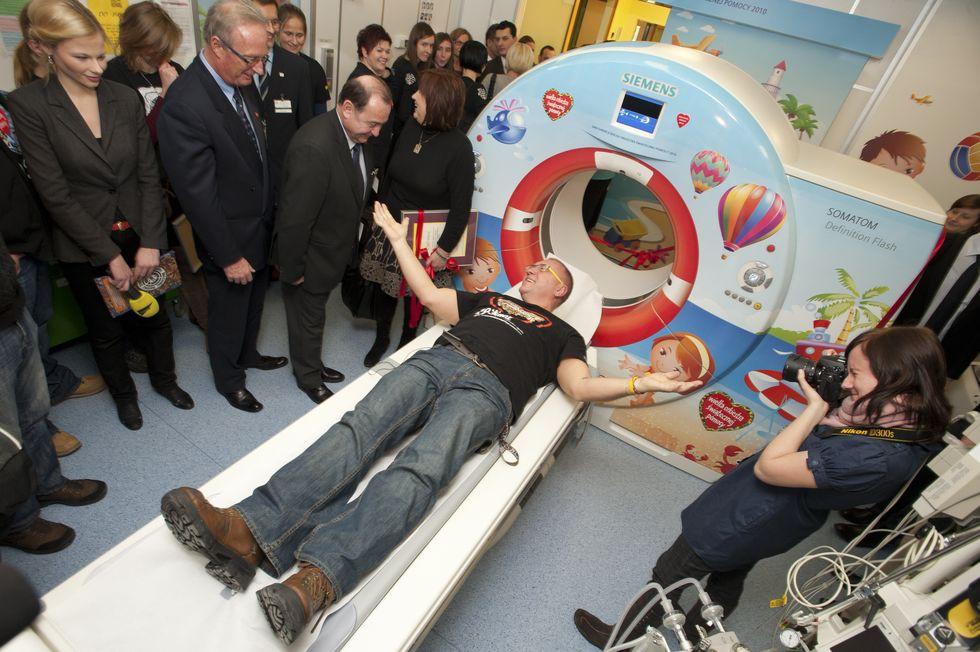 Szpitale - Zdrowie , Gorzowski szpital otrzyma nowoczesne urządzenia medyczne - zdjęcie, fotografia