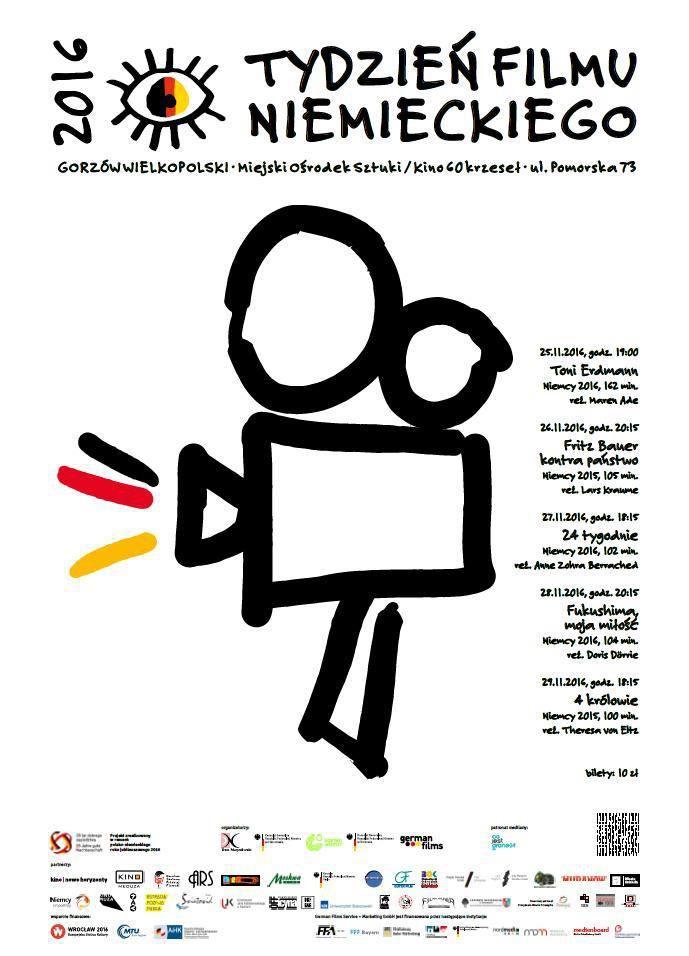 Kino - Film , Przegląd niemieckiego listopad krzeseł - zdjęcie, fotografia