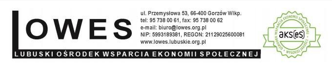 Szkoły - edukacja , Lubuski Ośrodek Wsparcia Ekonomii Społecznej Gorzowie nową siedzibę - zdjęcie, fotografia