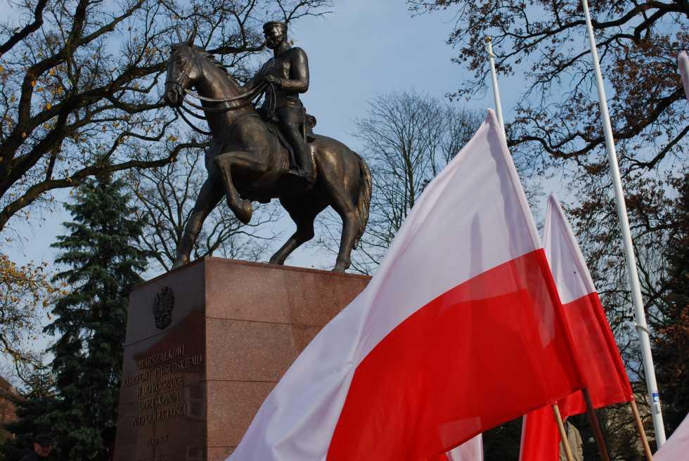 Historia, Wojewódzkie Obchody Narodowego Święta Niepodległości Gorzowie - zdjęcie, fotografia