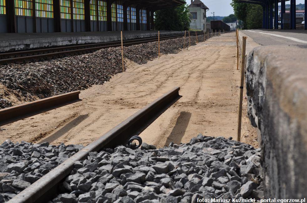 Inwestycje infrastruktura, Kolej dużych prędkości powinna przebiegać przez centralną cześć województwa lubuskiego - zdjęcie, fotografia