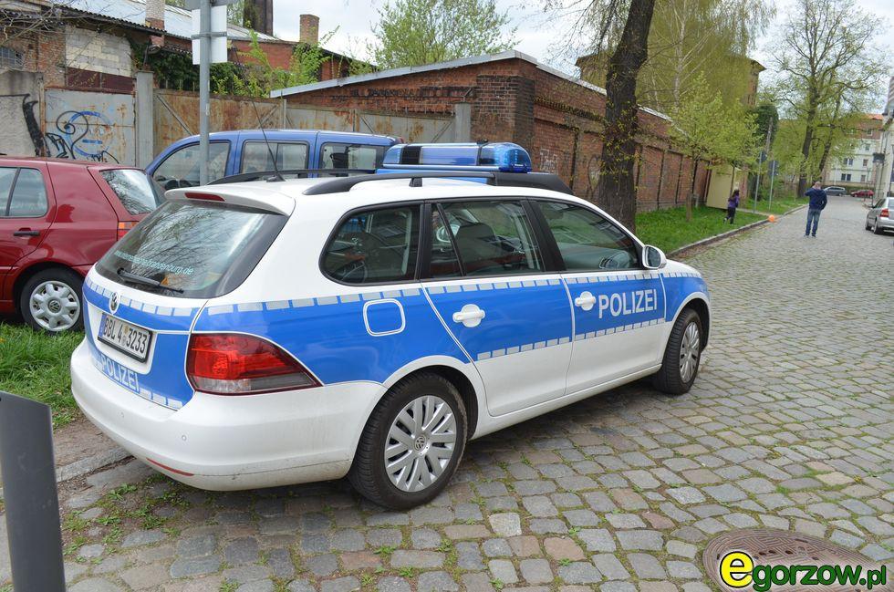 Komunikaty policji, Tragedia podgorzowskim Jeninie - zdjęcie, fotografia