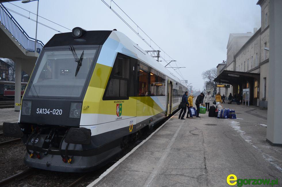 Inwestycje infrastruktura, Kolei Dużych Prędkości iść przez Gorzów Surmacz - zdjęcie, fotografia