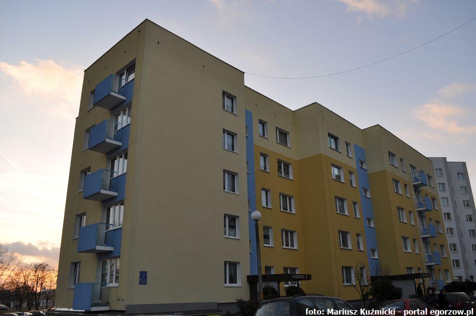 Inwestycje infrastruktura, Mieszkanie Gorzowie - zdjęcie, fotografia