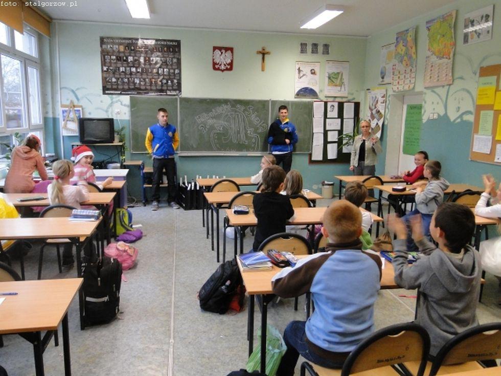 Szkoły - edukacja , Unijne przedszkolaki Gorzowie - zdjęcie, fotografia