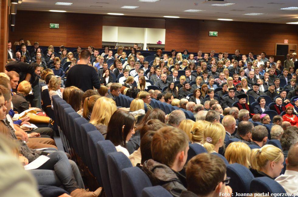 Szkoły - edukacja , września Gorzowie Akademię Jakuba Paradyża - zdjęcie, fotografia