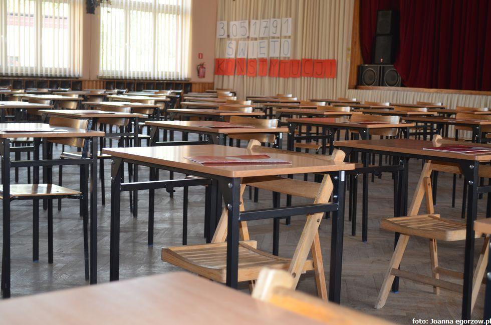 Szkoły - edukacja , Gorzowskie placówki przygotowane przyjęcie dzieci - zdjęcie, fotografia