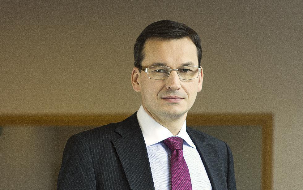 Ministerstwa RP, Gorzowie gościł wicepremier Mateusz Morawiecki - zdjęcie, fotografia