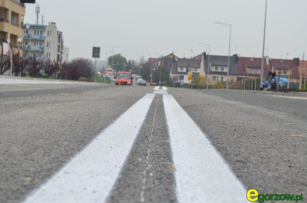 Inwestycje infrastruktura, Miasto ożywić ulicę Okrężny - zdjęcie, fotografia