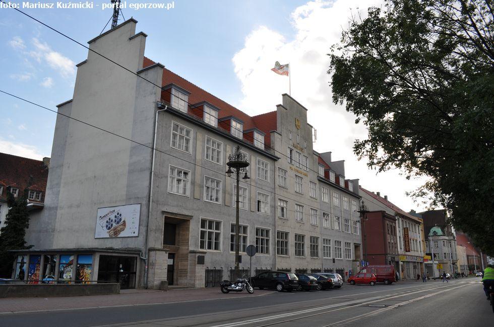 Inwestycje infrastruktura, Konkurs projekt przebudowy gorzowskiego magistratu - zdjęcie, fotografia