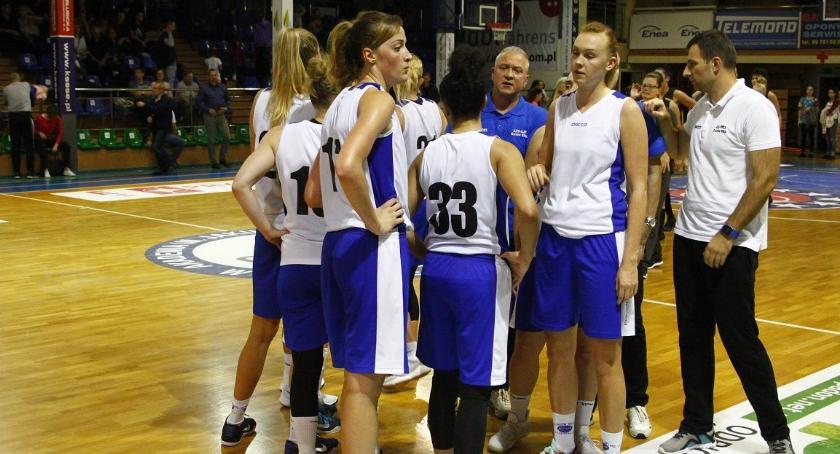 Europejskie puchary w koszykówce wracając do Gorzowa
