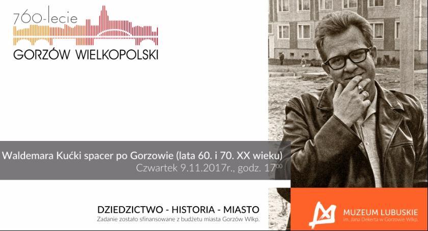 Waldemara Kućki spacer po Gorzowie (lata 60. i 70. XX wieku) - 9.11.2017 (czwartek), godz. 17:00