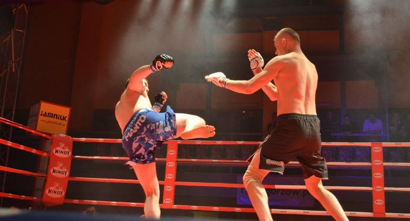 Spory sukces gali West Fighting MMA 3