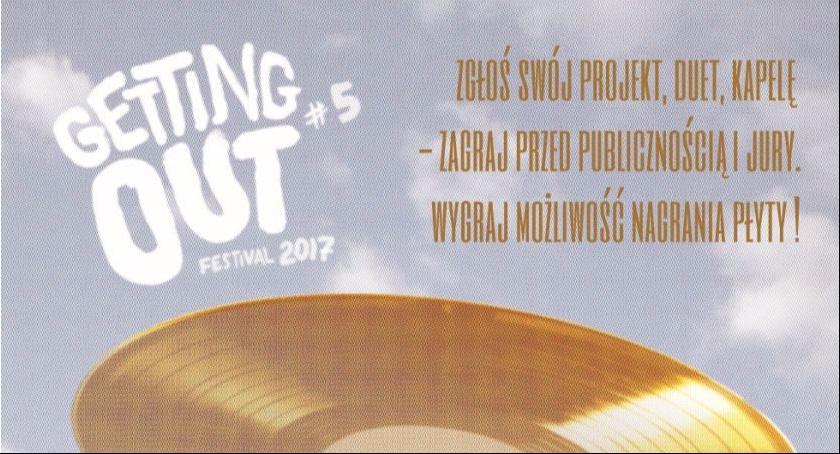 Laureaci I etapu Getting Out Festival no 5