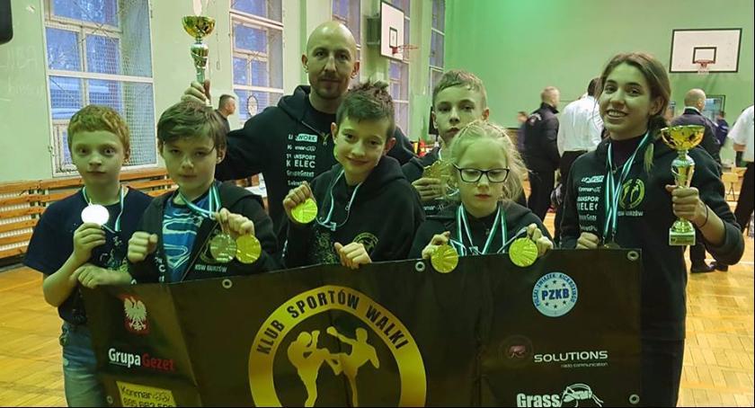 12 medali KSW Gorzów na Mistrzostwach Województwa Lubuskiego w Kickboxingu