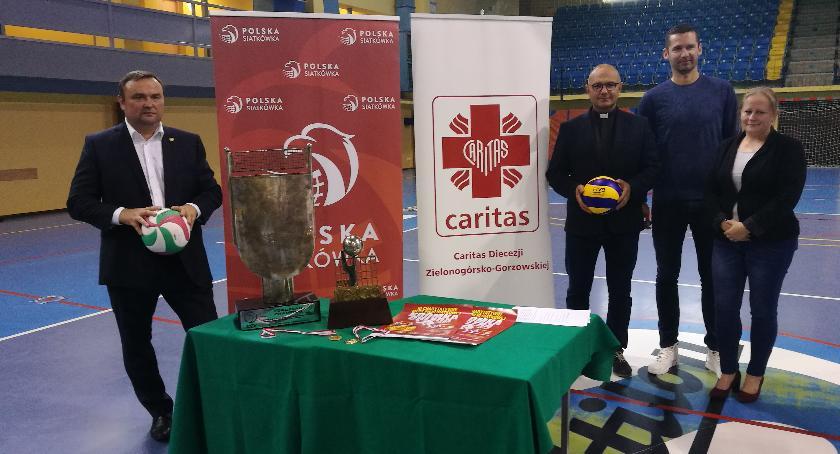 III Charytatywny Mecz Piłki Siatkowej Kromka Chleba Caritas 15.09.2018r., godz. 12