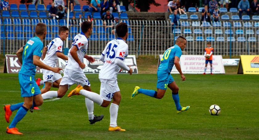 Gorzowscy piłkarze znów bez punktów