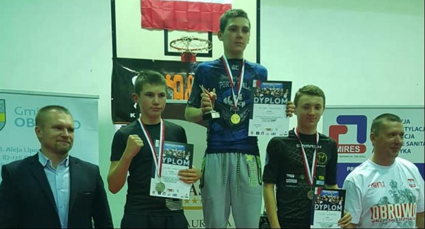 Trzy medale KSW Gorzów na Turnieju Młodych Wojowników