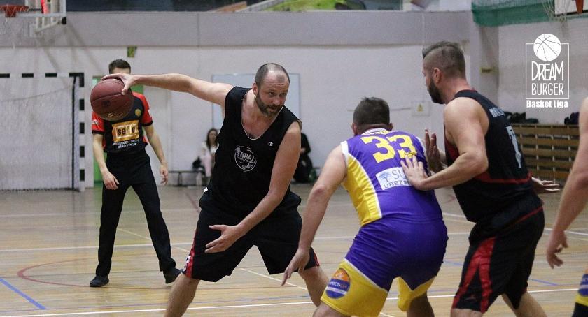 5. kolejka Dream Burger Basket Ligi 9.12.2018r., godz. 17:15