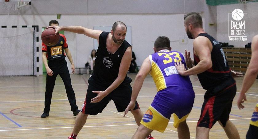9. kolejka Dream Burger Basket Ligi 17.02.2019r., godz. 17:15