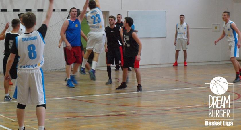 1. mecze półfinałowe Dream Burger Basket Ligi 10.03.2019r., godz. 17:15