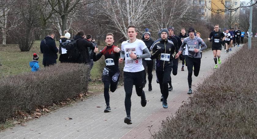 Biegowe Grand Prix Gorzowa: bieg VI 17.03.2019r., godz. 10