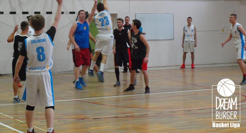 2. mecze półfinałowe Dream Burger Basket Ligi 17.03.2019r., godz. 17:15