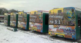 Brudne autobusy MZK w Gorzowie