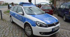 Policyjny pościg ulicami Gorzowa za sprawcą kolizji