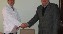 Nowy kierownik Oddziału Laryngologii