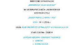 Weekendowy szlak naukowy - Gorzowski Ośrodek Technologiczny
