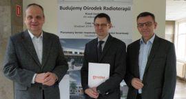 Jest pozwolenie na budowę Ośrodka Radioterapii