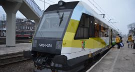 W Zwierzynie w okolicach stacji Strzelce Krajeńskie Wschód mężczyzna wpadł pod pociąg