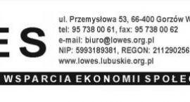 Lubuski Ośrodek Wsparcia Ekonomii Społecznej w Gorzowie ma nową siedzibę