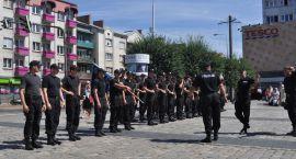46 nowych policjantów złożyło ślubowanie