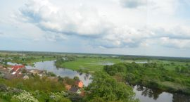 Poprawia się stan zalewu w Karninie