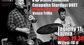 Koncert Catapulta Sturdast Duet 19 września