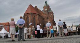 Diecezjalne uroczystości organizowane z okazji Światowych Dni Młodzieży