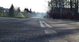 Wypadek na obwodnicy Gorzowa w ciągu trasy S3