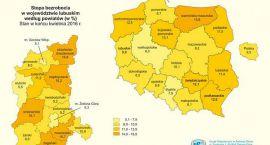 9,9 proc. - poziom bezrobocia w województwie lubuskim