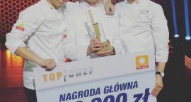 Dawid Szkudlarek z Gorzowa wygrał 6. edycję kulinarnego show Top Chef